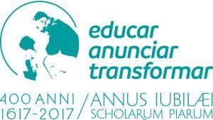 Logotipo año jubilar escolapio